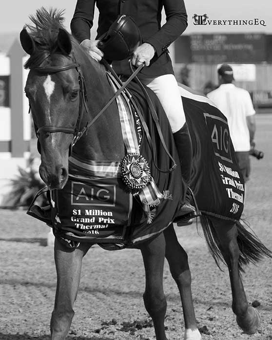 Rothchild wins the HITS Thermal AIG $1 Million Grand Prix 2016