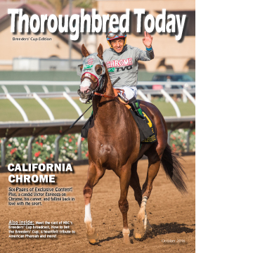Thoroughbred Today October 2016
