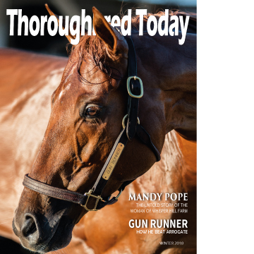 Thoroughbred Today Winter 2018