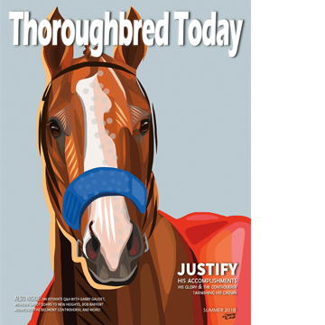 Thoroughbred Today summer 2018